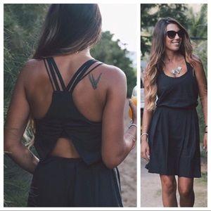 RARE Lululemon City Summer Dress - Black!